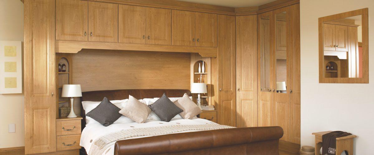 Bedroom Pippy Oak