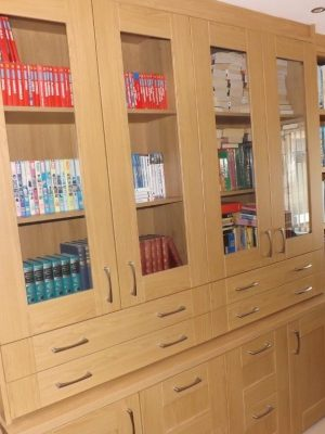 Home study fitted unit