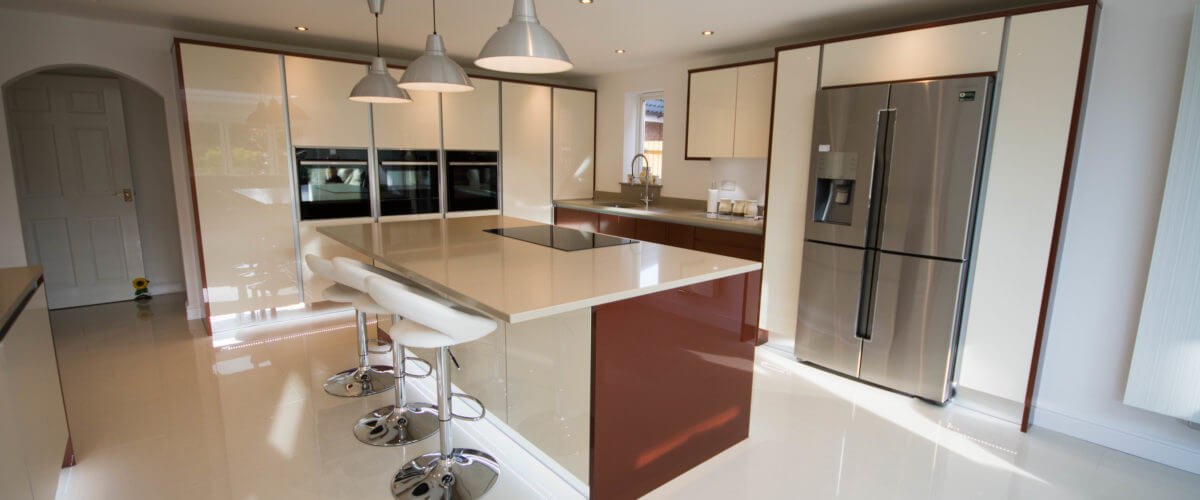 Holmfields Full Fitted Contemporary Kitchen