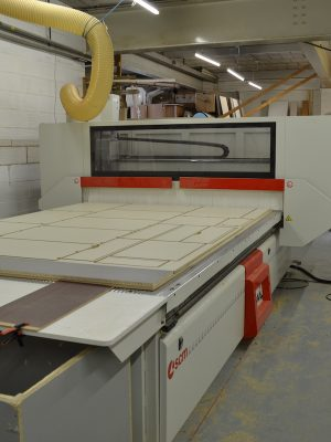 Holmfields CNC machine