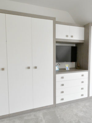 Custom Built In Wardrobes