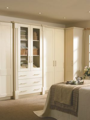 Goscote Bedroom Cologne Ivory Hornchurch