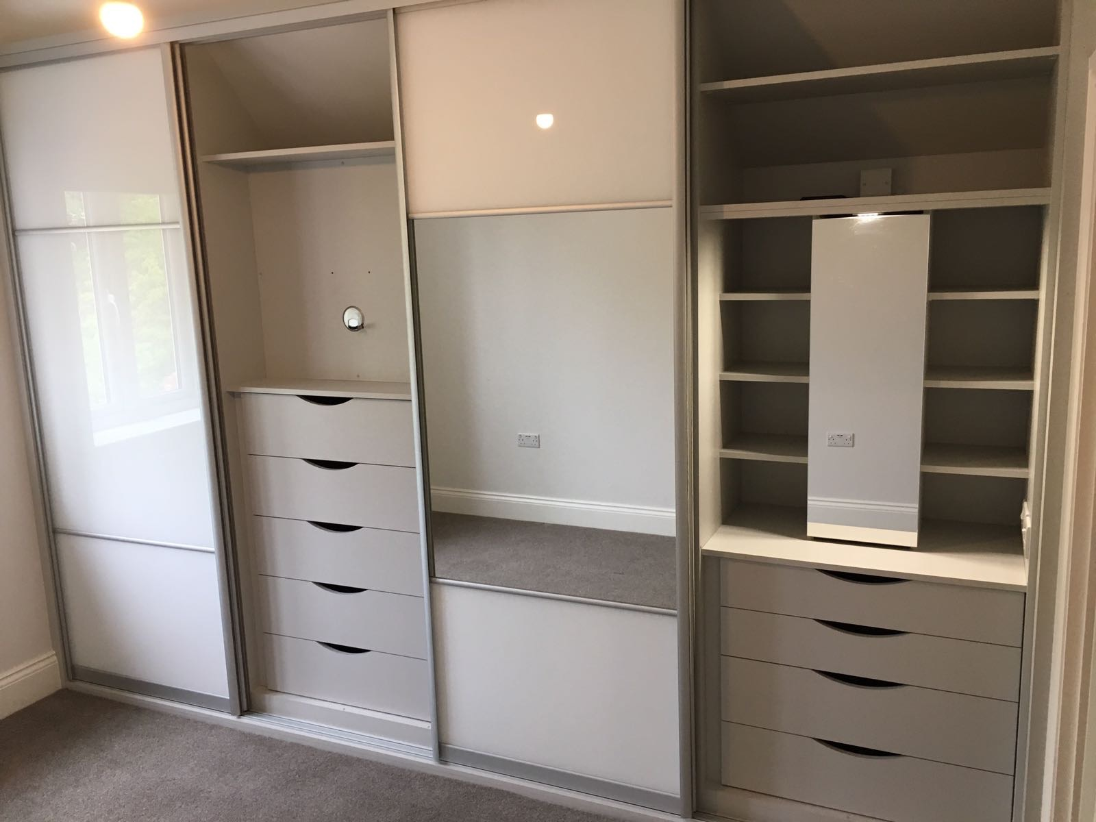 Modern Amp Traditional Fitted Bedrooms Holmfields Ltd
