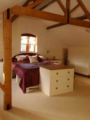 Queninborough Bedroom design