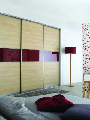 Volante Ferrara Oak DarkRed