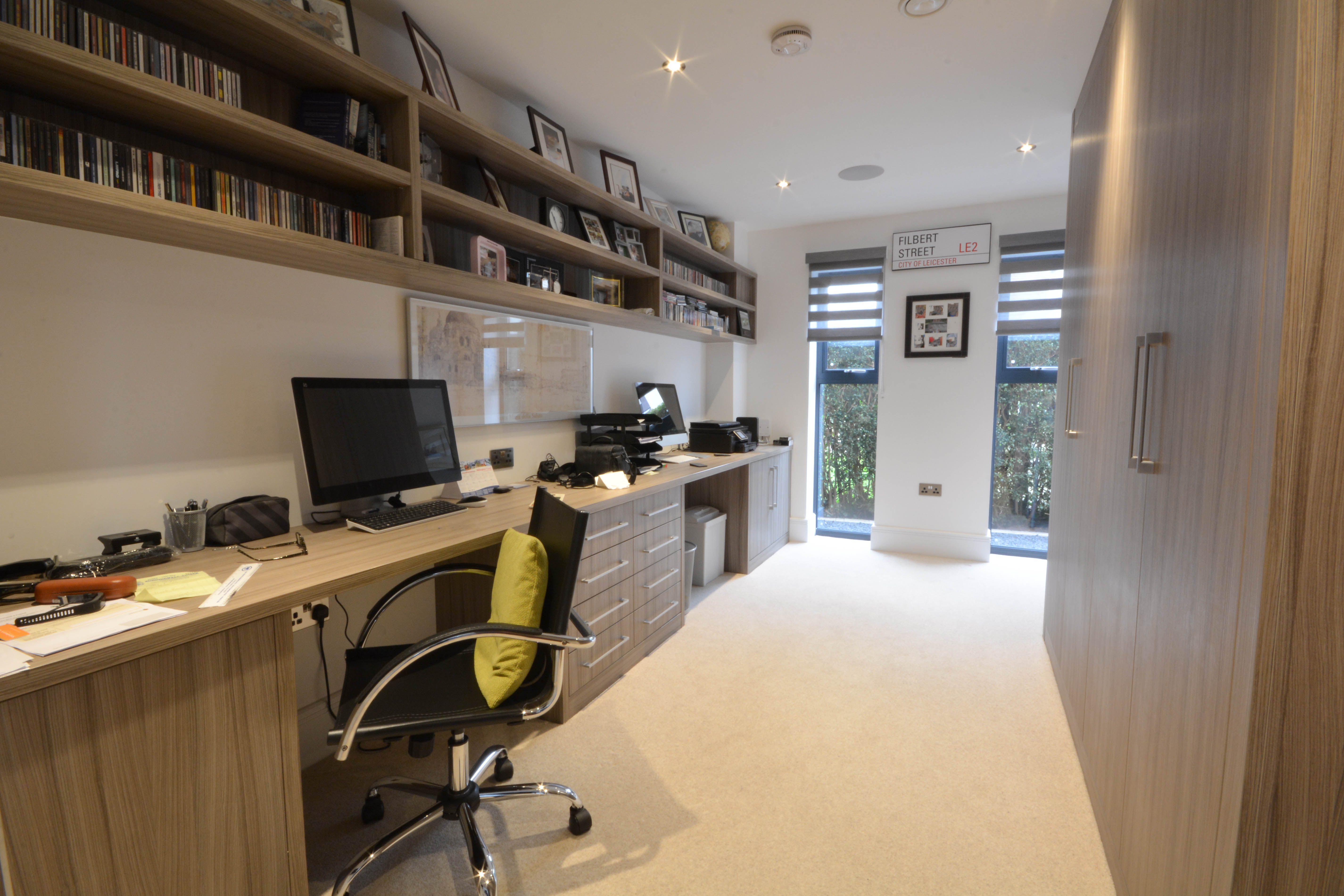 Delightful Holmfields Fitted Home Office