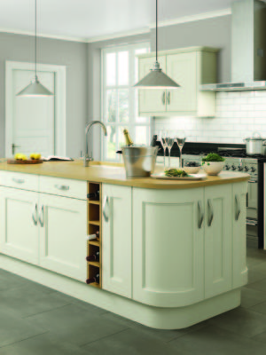 Shaker Kitchen Alab