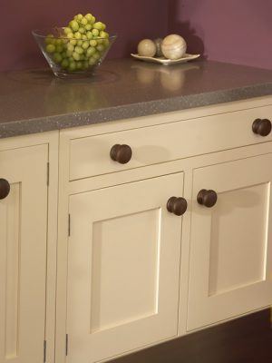Shaker Ivory cupboards