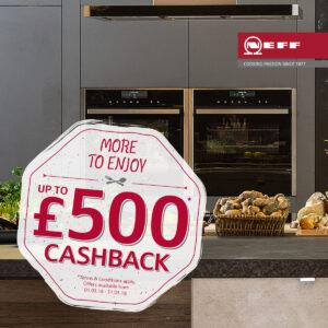 NEFF Cashback offer