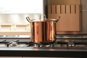 Copper Kitchen Pot
